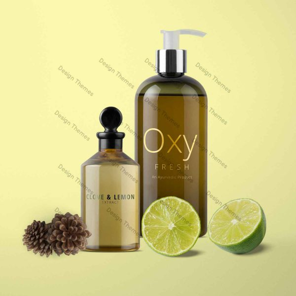 oxy lemon and clove