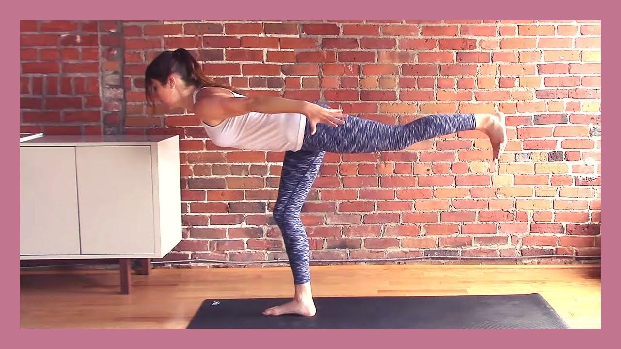30 min Full Body Yoga – Intermediate Vinyasa Yoga