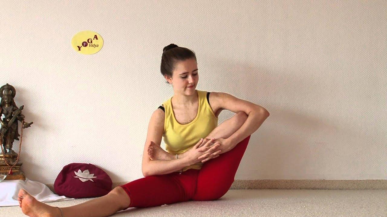 Developing Lotus Flexibility – Preparing Yoga Padmasana Sitting Position