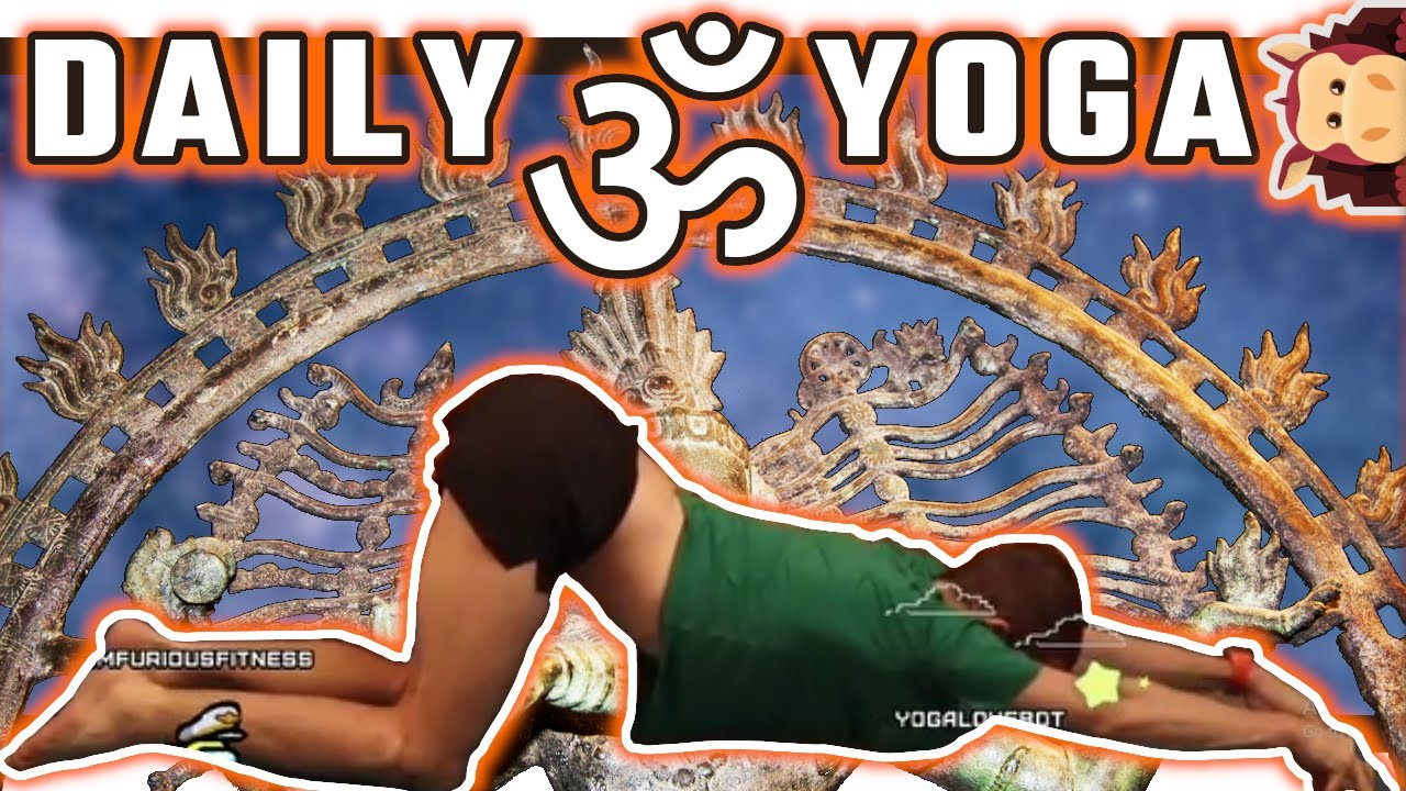 🎁⛄ Merry Christmas 🎄👪 Yoga Beginner Challenge With Meditation & Mantra Singing – Just Be! YMAS#359