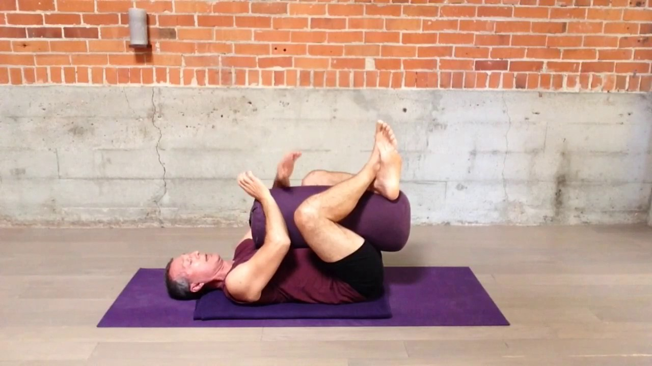 Baxter Bell Yoga: Upside Down Supported Child's Pose