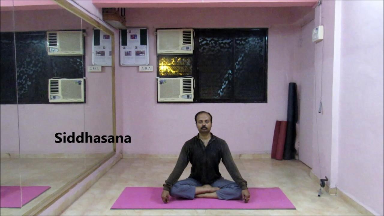 Sitting Asanas at Home