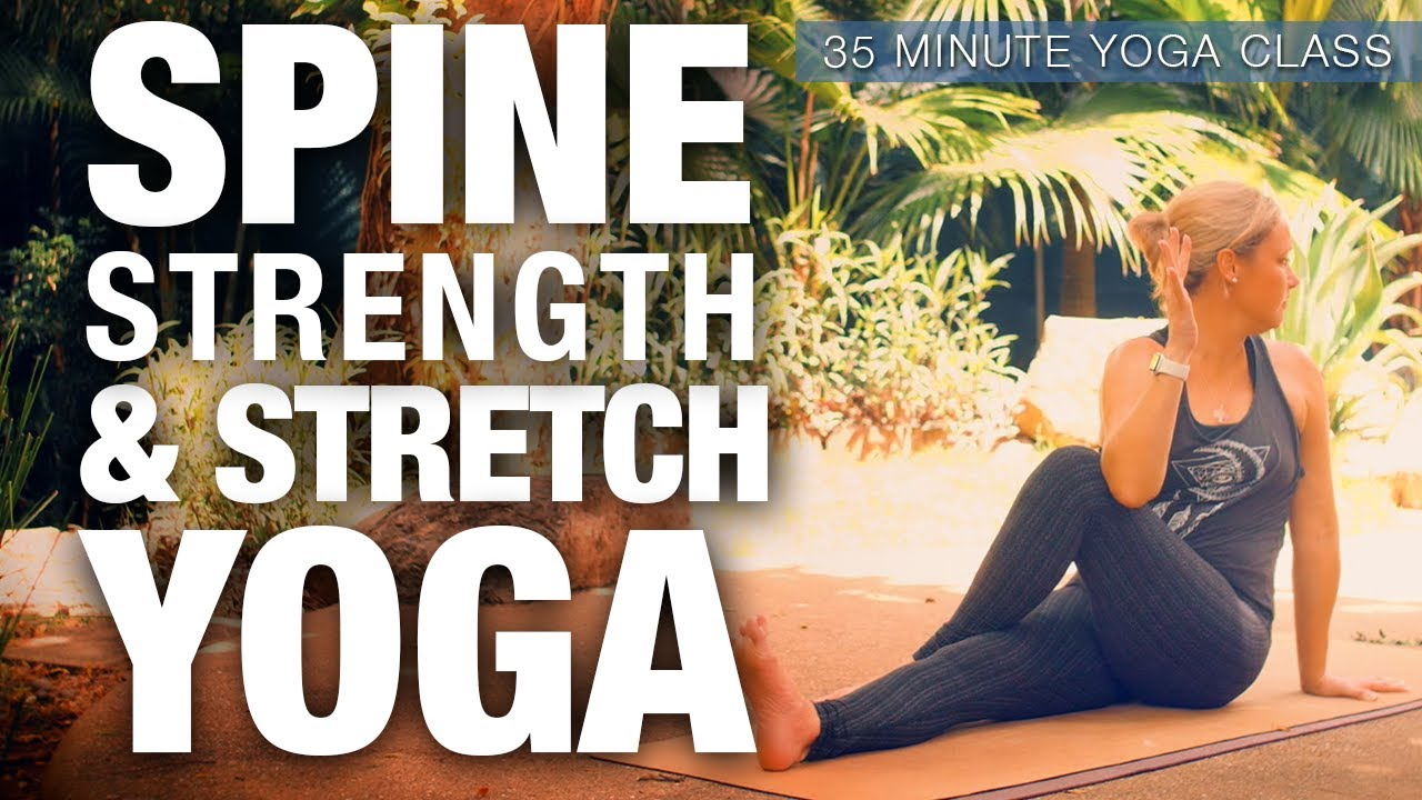 Spine Strength & Stretch Yoga Class – Five Parks Yoga