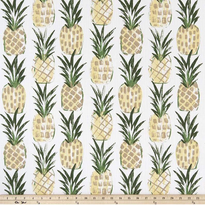 Tropic Pine Slub Canvas – Premier Prints