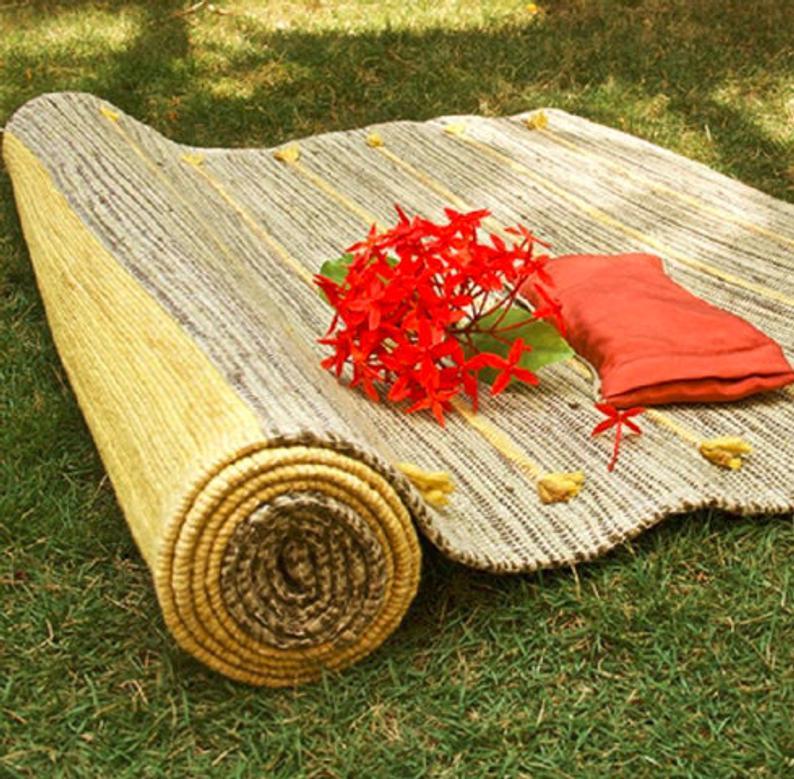 Vasantha Turmeric Yoga Mat
