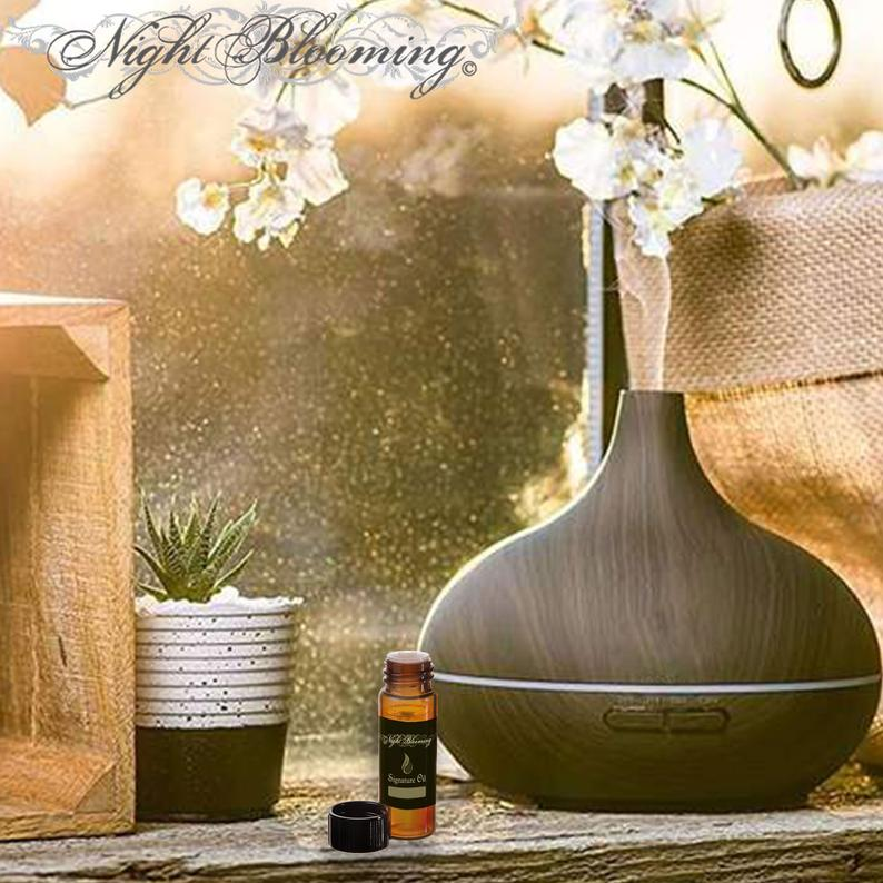 Signature Essential Oil Blends for Diffusers 1 Dram