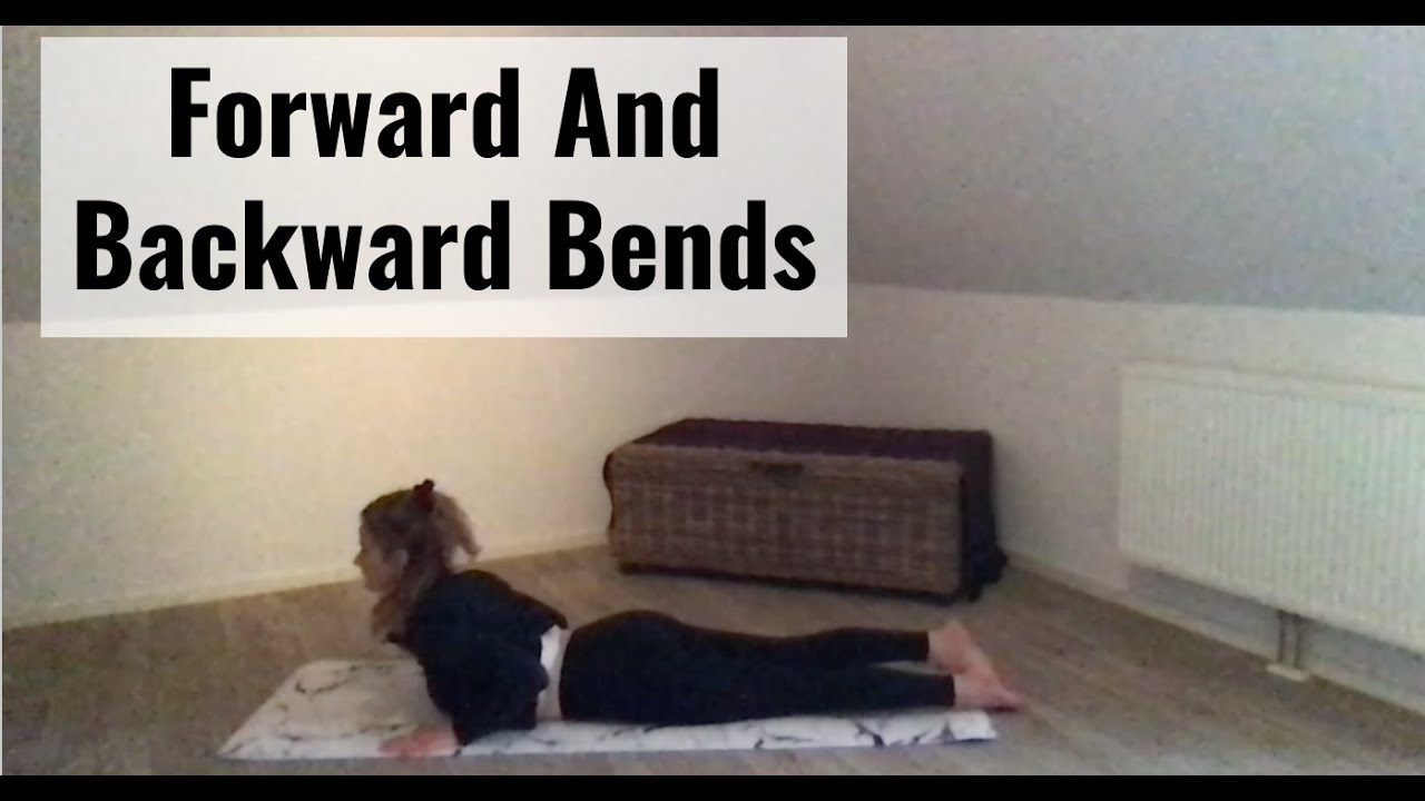 Day 28: FORWARD AND BACKWARD BENDS FLOW – 10 Minute Yoga – 30 Day Yoga Challenge