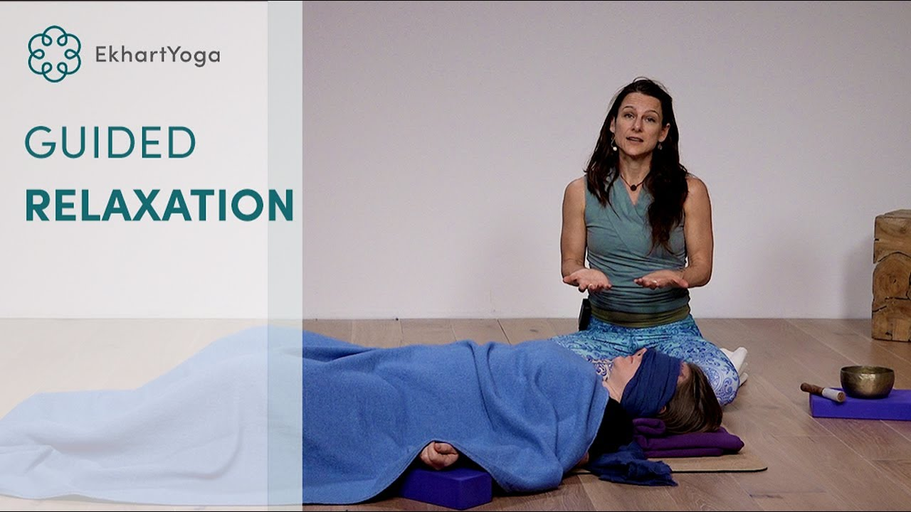 Constructive Rest – Guided Relaxation with Tashi Dawa