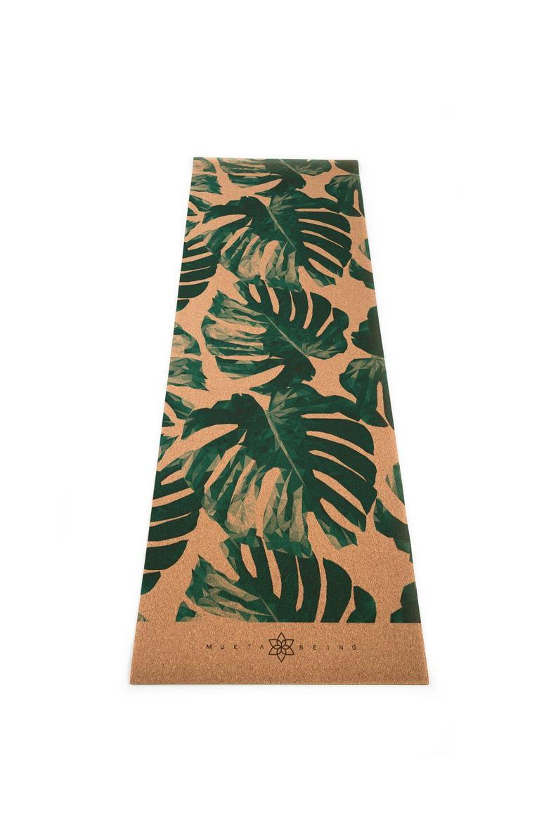 NATURE  premium eco-friendly cork yoga mat