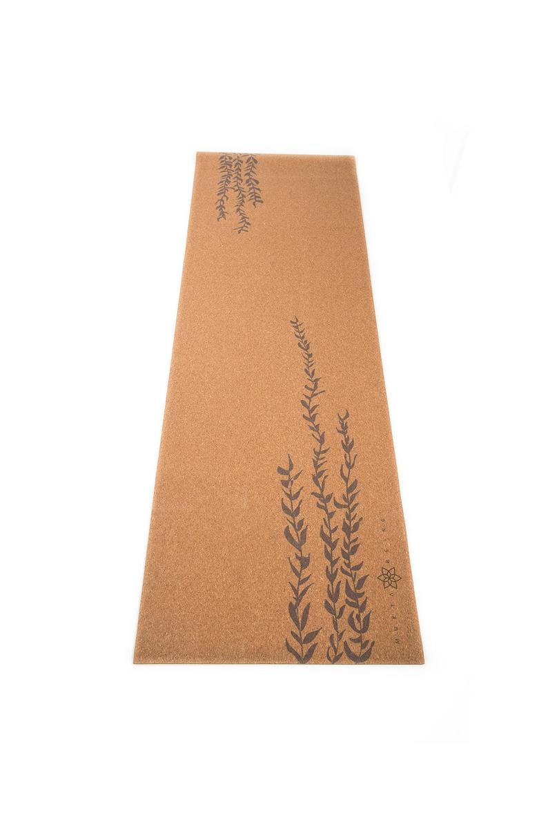 SEAWEED  premium eco-friendly cork yoga mat