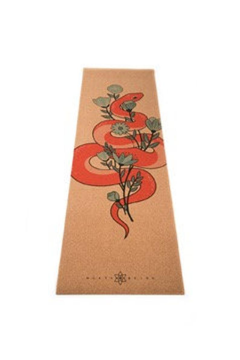 KUNDALINI  premium eco-friendly cork yoga mat