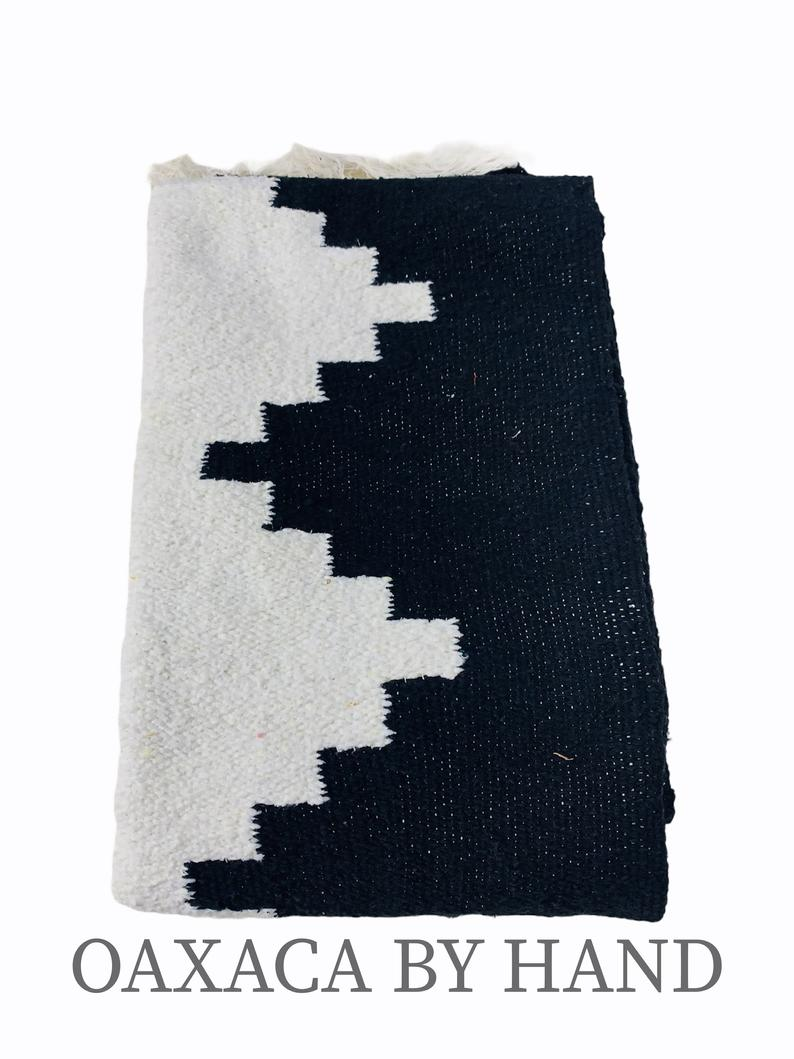 Mexican Blanket – Premium Blanket – Baja Blanket – Mexico Fabric – Yoga blanket – Bohemian Blanket – Mexico Thick Blanket