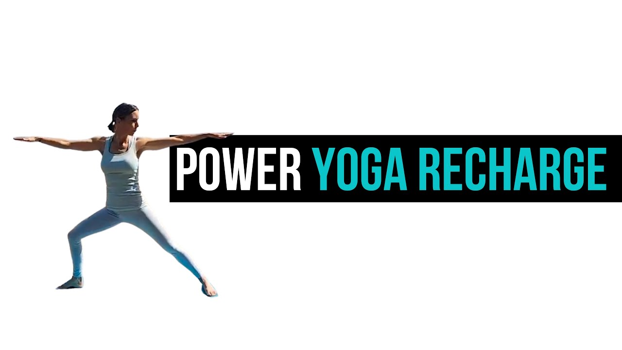 Power Yoga Recharge