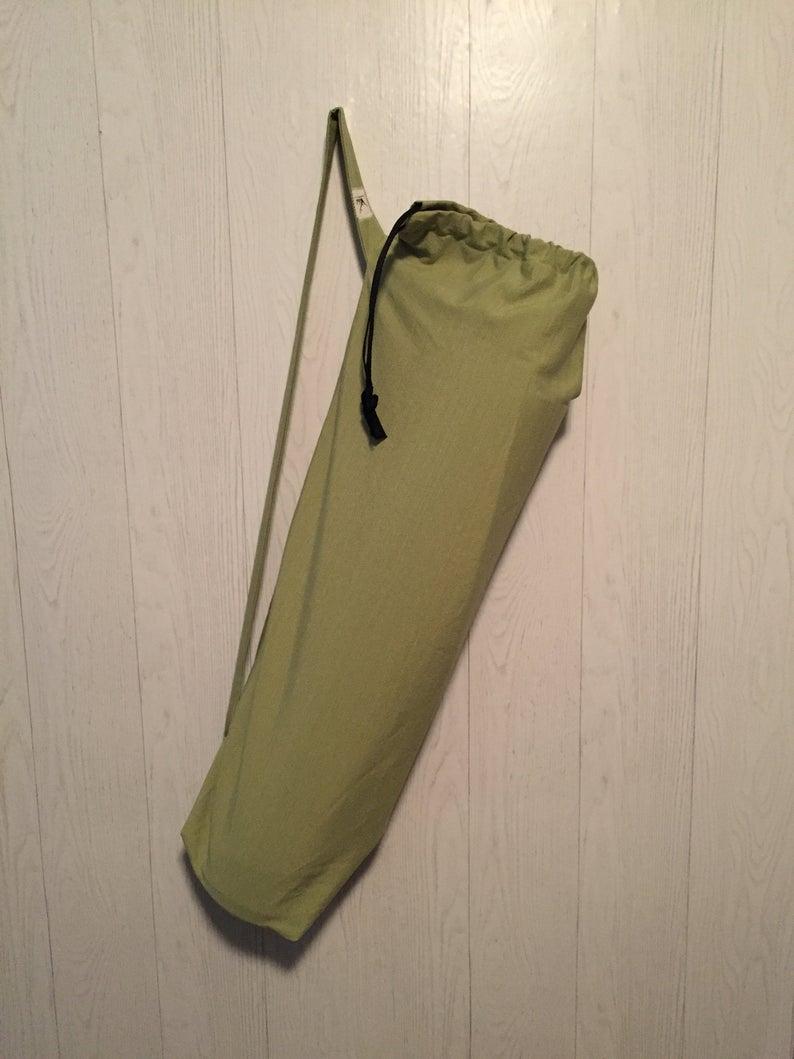 Yoga Mat Bag – Upcycled
