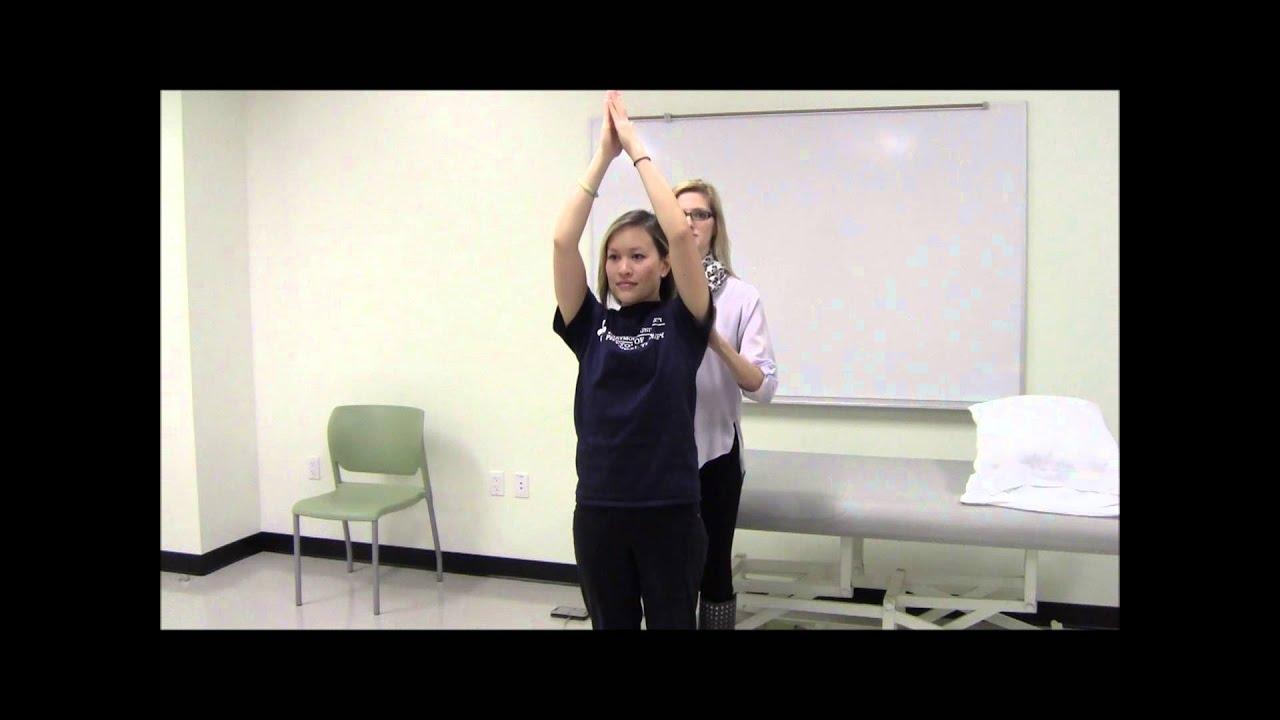 Crescent Side Bend Stretch
