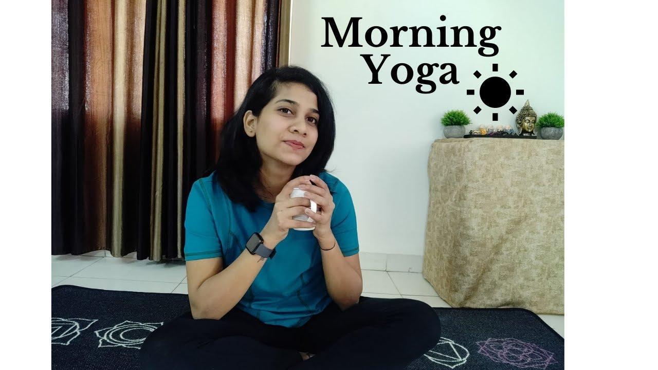 Quick Morning Yoga || Yoga Flow