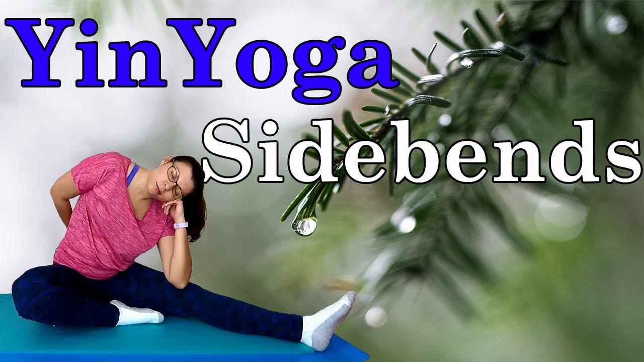 Yin Yoga Side Bends