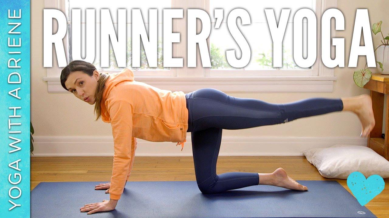 Runner's Yoga – Yoga With Adriene