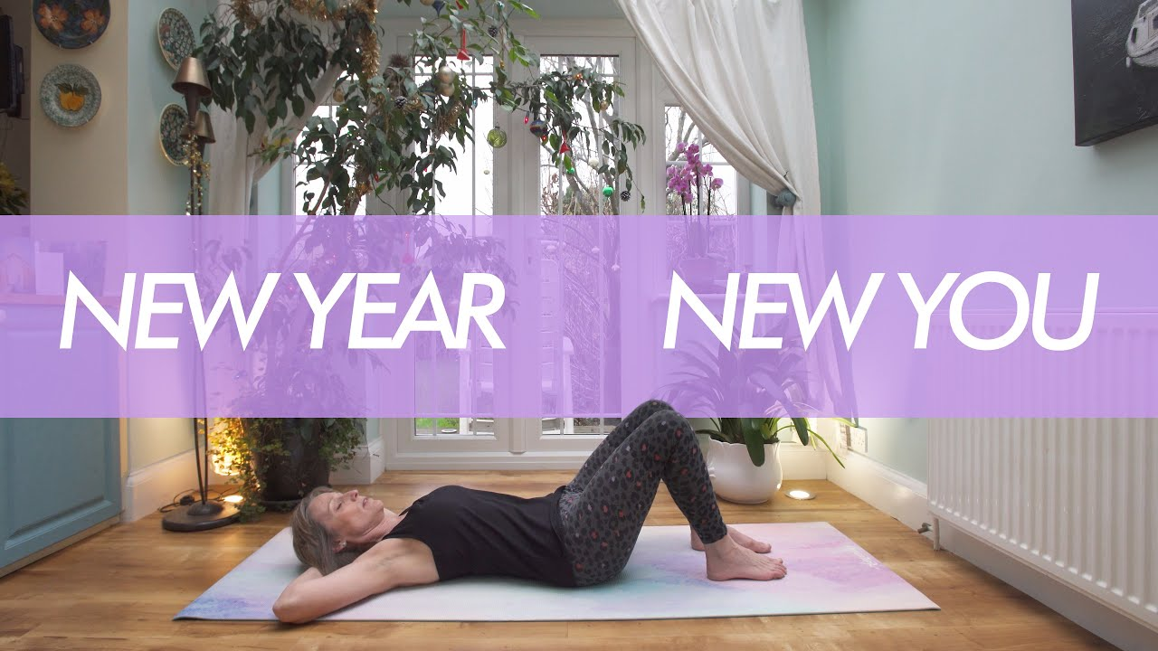 New Year New You Yoga & Pilates | Day 5 of 7