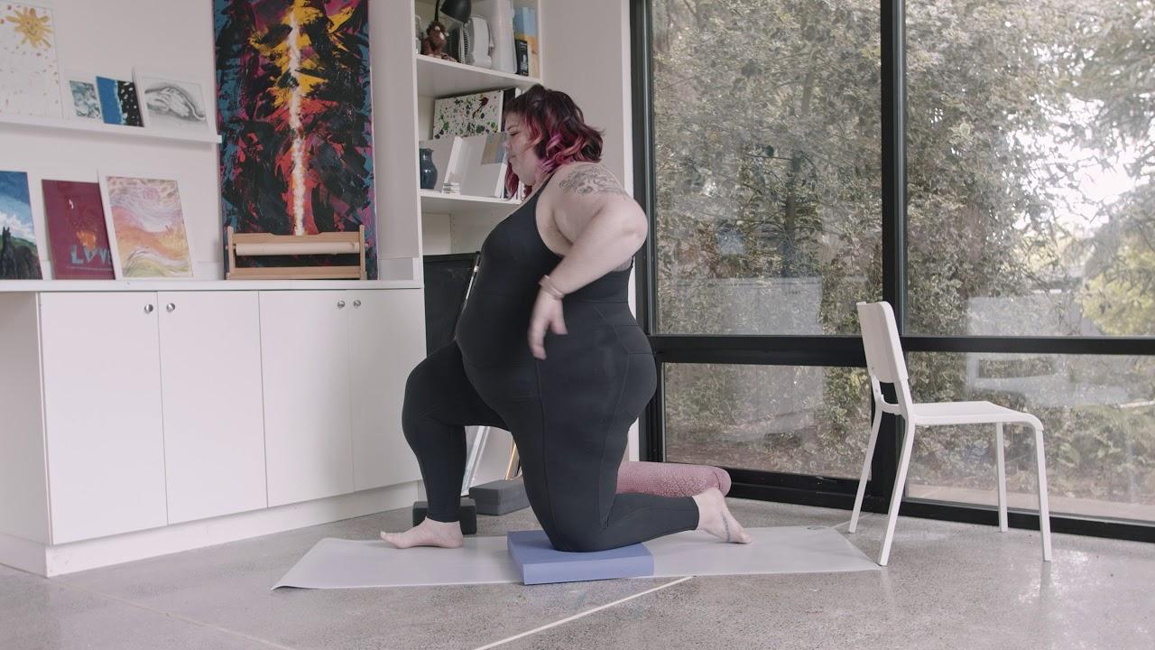 Side Bends & Twists Yoga (10 mins)
