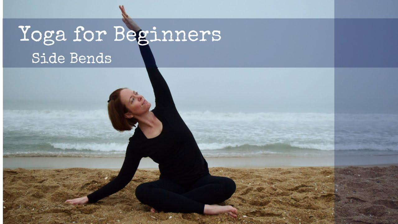Yoga for Beginners – Side Bends – Cara Fraser Yoga