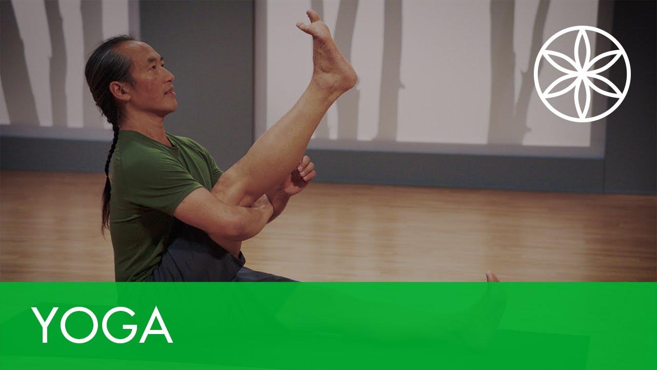 Flexibility Yoga with Rodney Yee – Hip Openers | Yoga | Gaiam