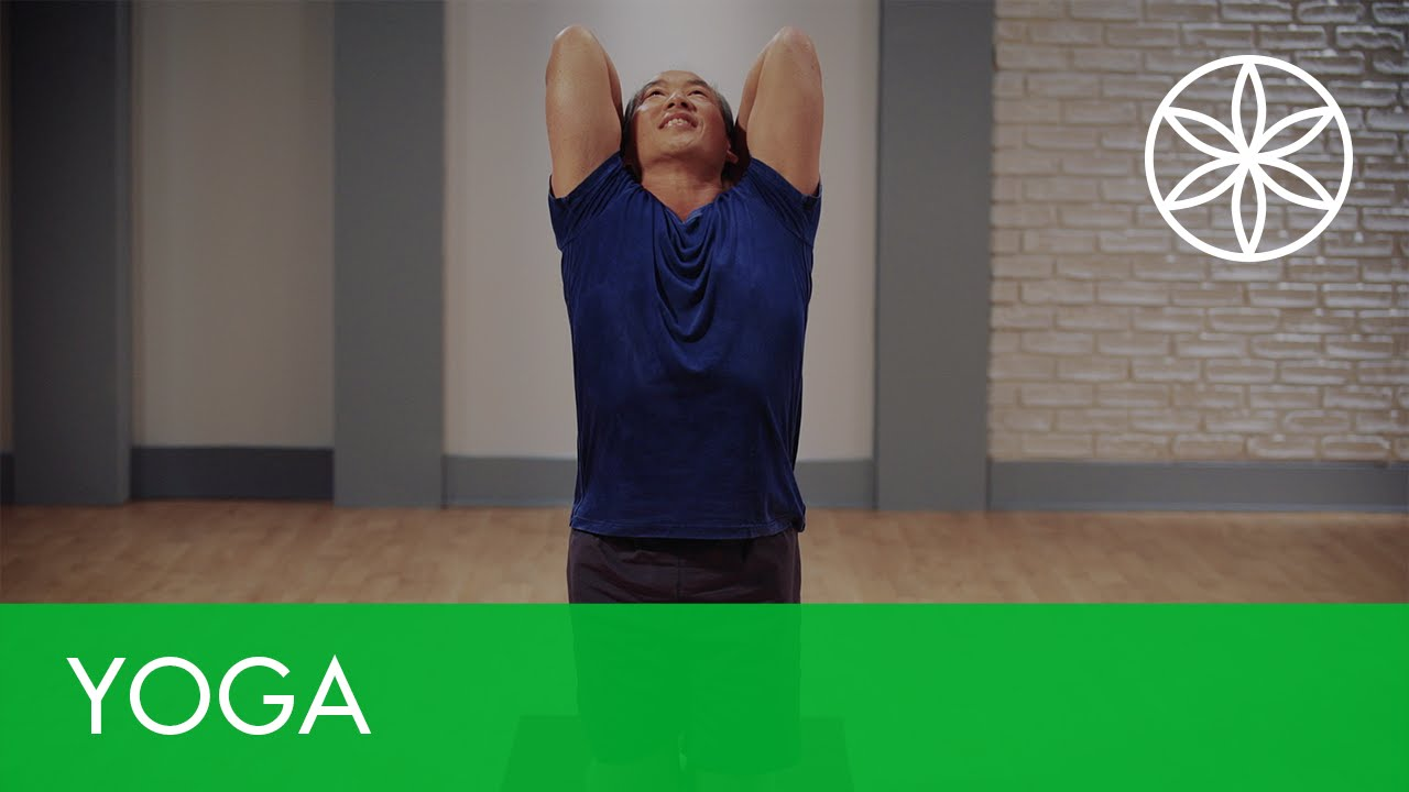 Flexibility Yoga for Beginners with Rodney Yee – Neck and Shoulders | Yoga | Gaiam