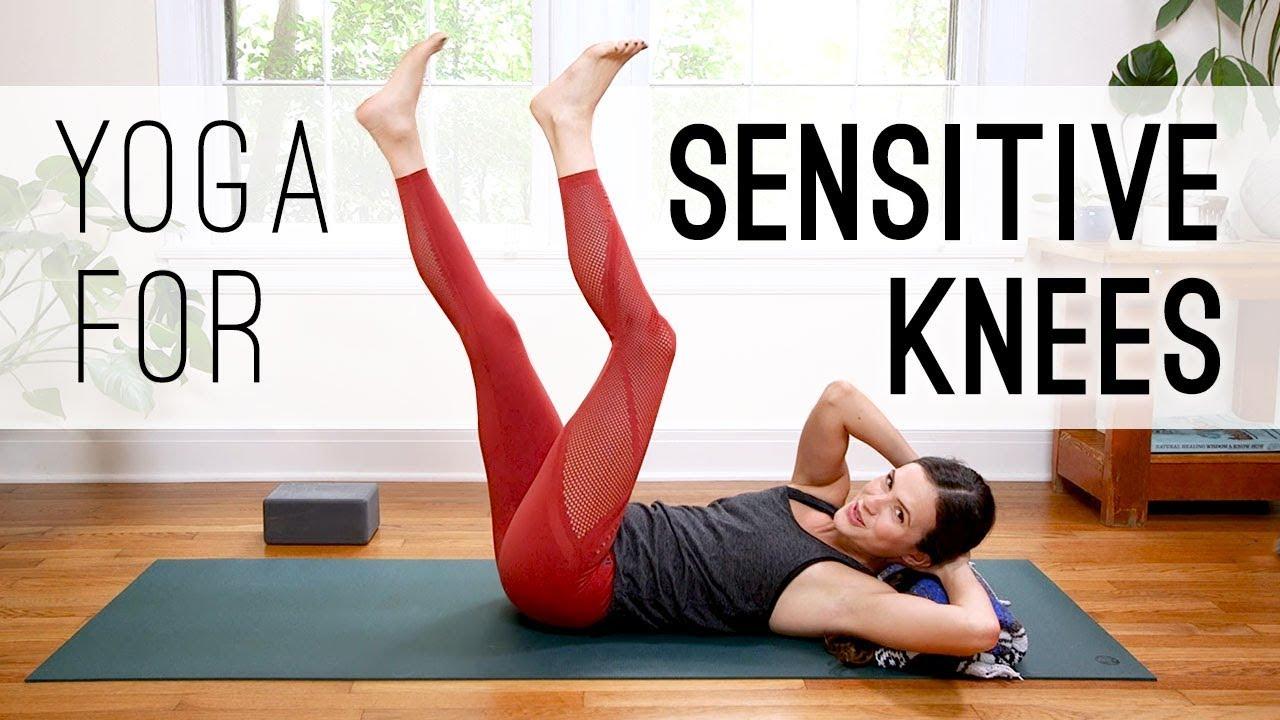 Yoga For Sensitive Knees  |  Yoga With Adriene
