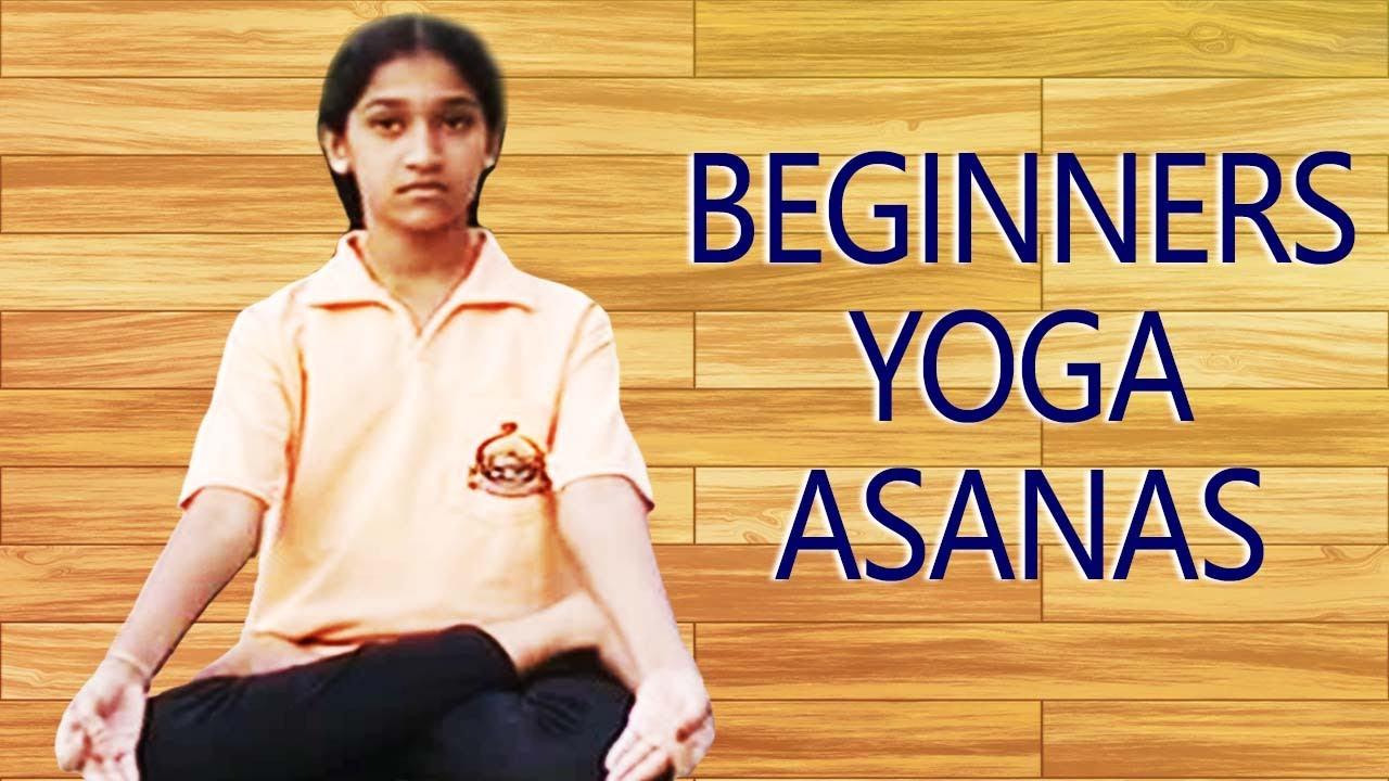 Simple Yoga Asanas for Beginners   Sitting Yoga Postures