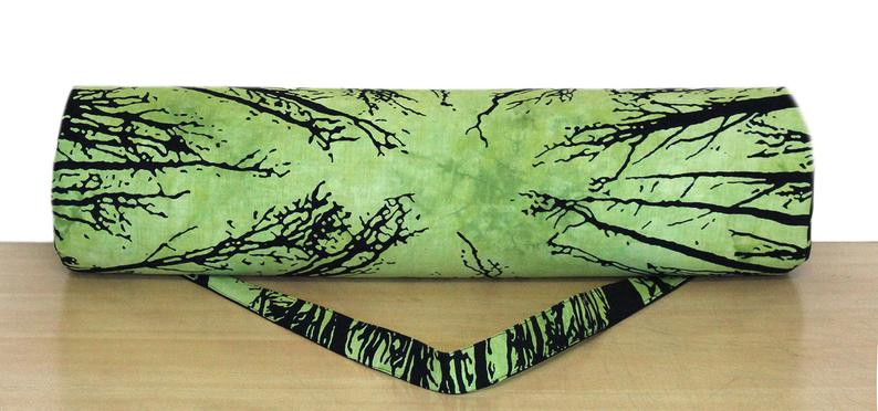 New Indian Handmade Unique Yoga Mat Bag Women , Cotton Yoga Bag Yoga Bag ,Yoga Mat Bag Bohemian Yoga mat bag ,Sports Yoga Bag Crat throw Art