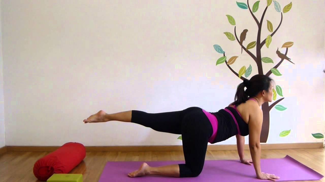 Jo's 6 Minute Prenatal Yoga Practice – Sitting Poses