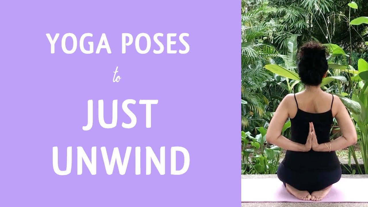 YOGA POSES TO JUST UNWIND – Target Yoga