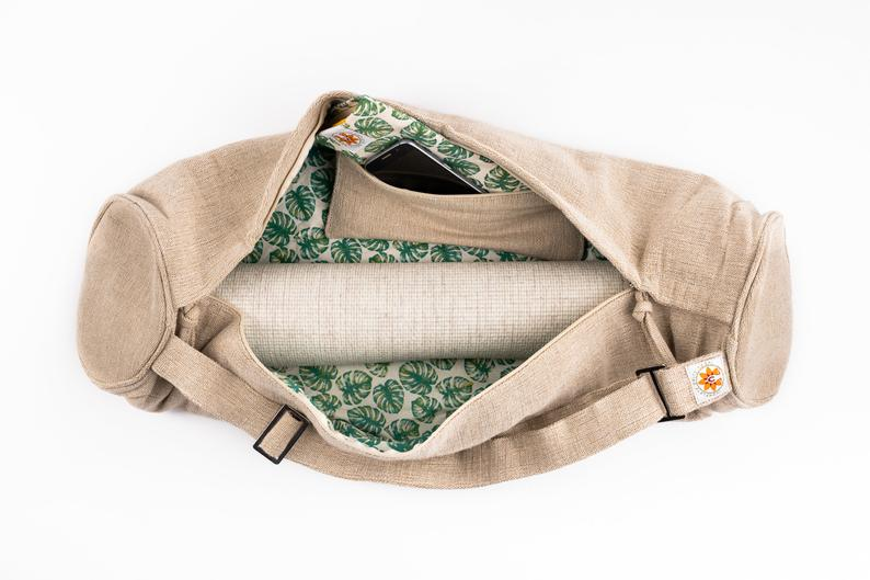 Yoga Mat Bag – Mindful Jungle