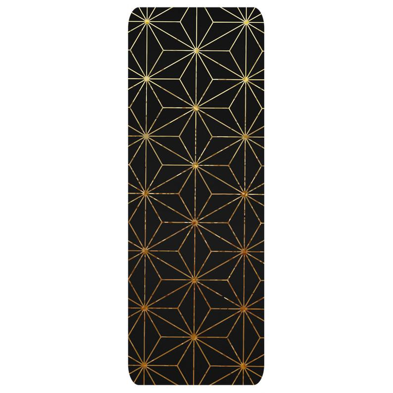 Infinity Star Sacred Geometry Yoga Mat