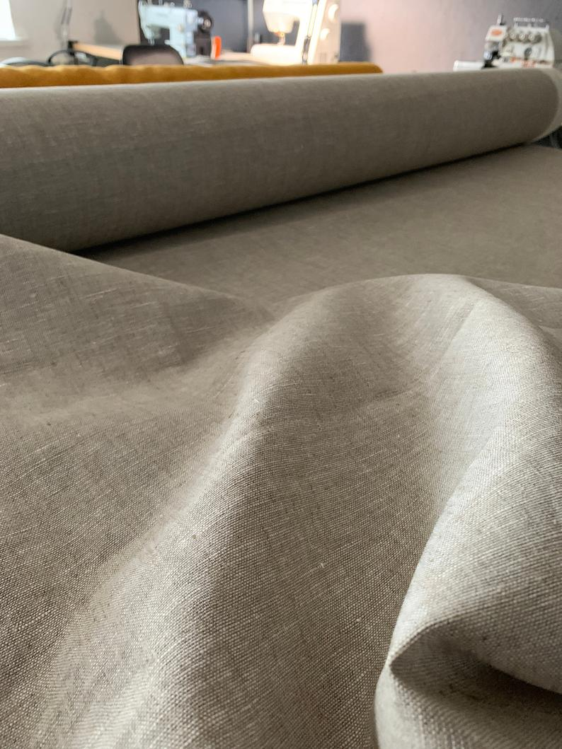 Special listing for S.: 30 covers sets of zabuton 90 x 60 cm and zafu 40cm round cushion x 10cm deep in non-dyed thick linen fabric