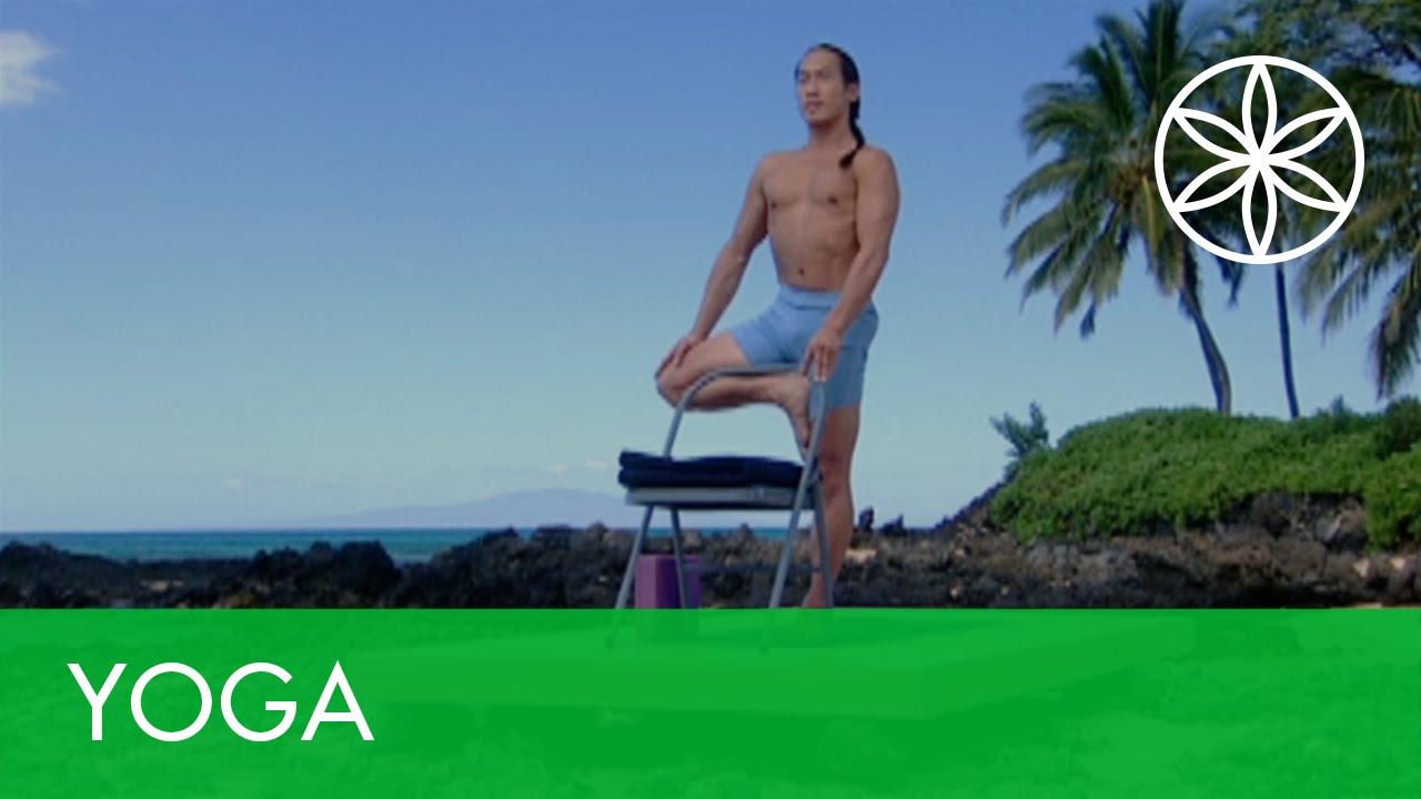 Back Care Yoga with Rodney Yee | Yoga | Gaiam