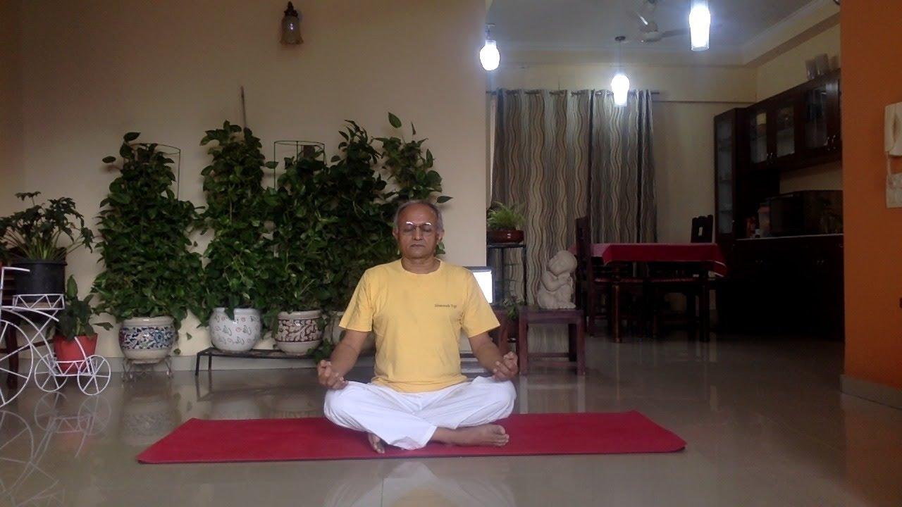 Sivananda Yoga Class 60min Dt 23 April, 2021