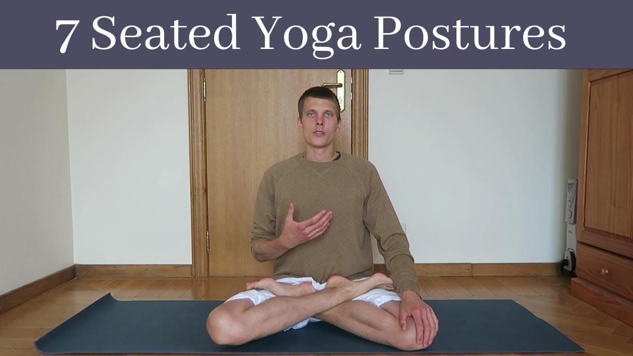 Seven Sitting Positions For Meditation – Yoga Sitting Postures