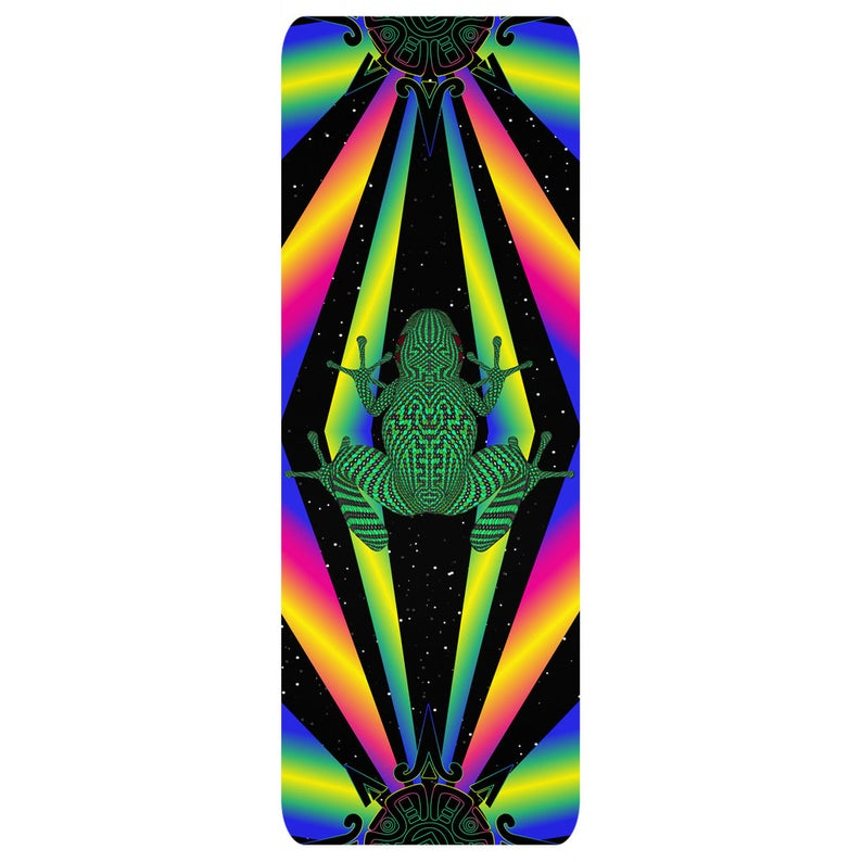 Sacred Frog Yoga Mat