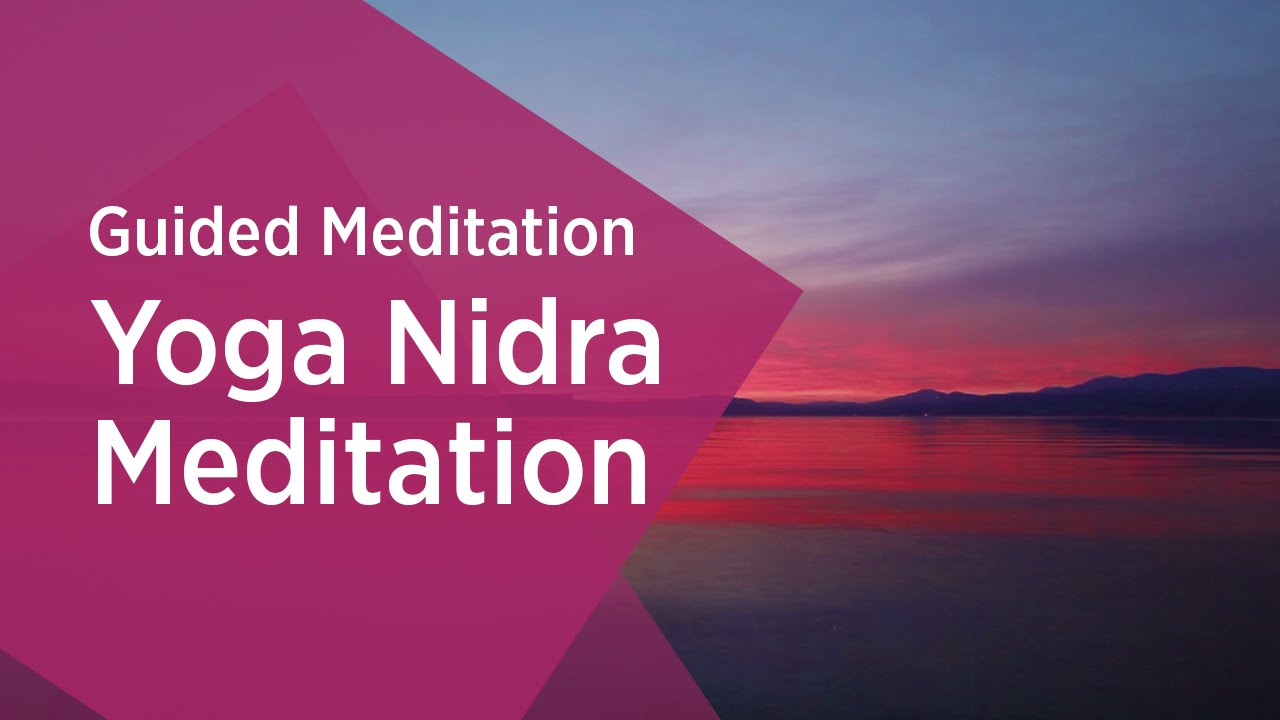 Yoga Nidra – Guided Meditation for Sleep & Relaxation   Gurudev Sri Sri Ravi Shankar