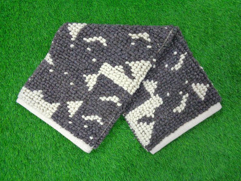 Indian Cotton Rug Handmade Dari Rug Bath Rug Beach Rug Scandinavian Rug Yoga Mat Floor Rug Wool Rug 2×3 Feet Rug Runner Rug