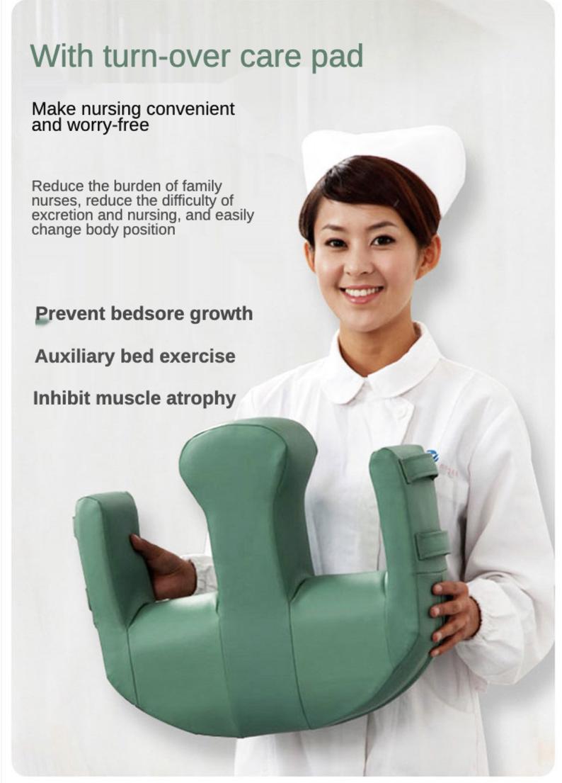 Patient easy turn Bedridden Pillow