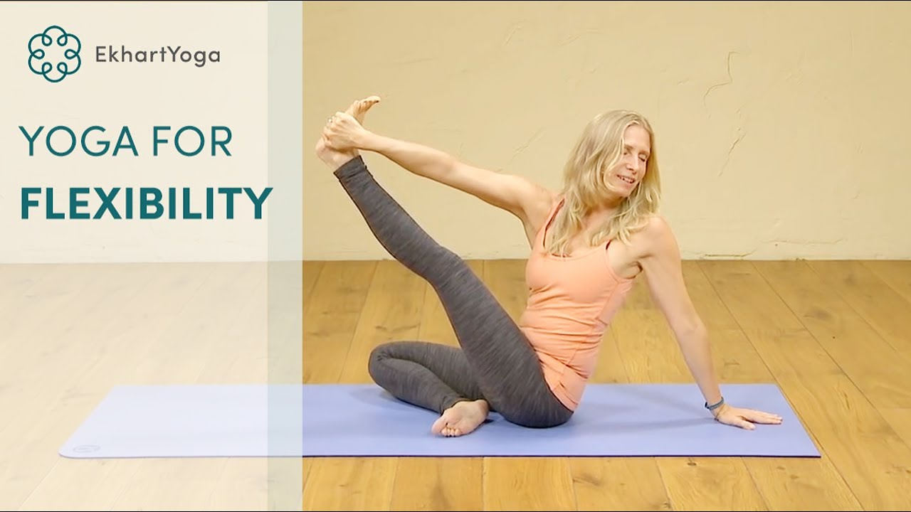 Gain and sustain your flexibility – a Hatha yoga class