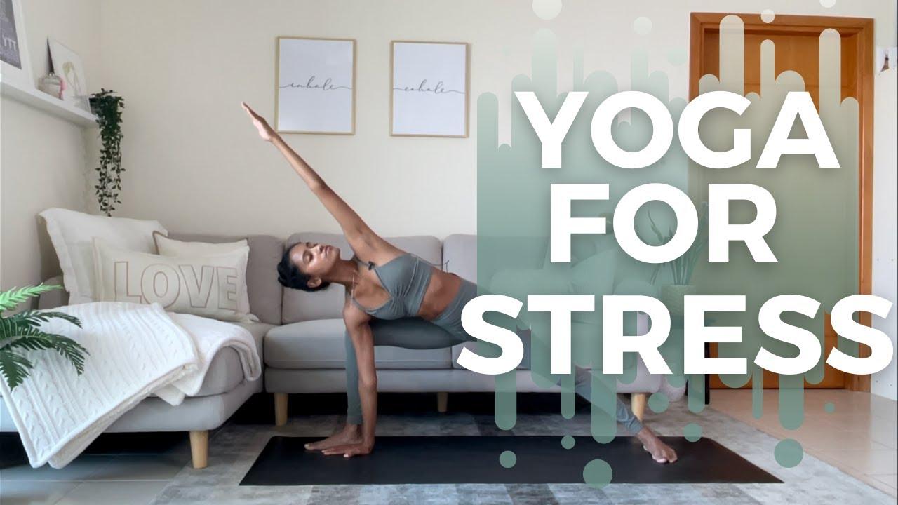 Yoga for Stress | Radiance of Yoga