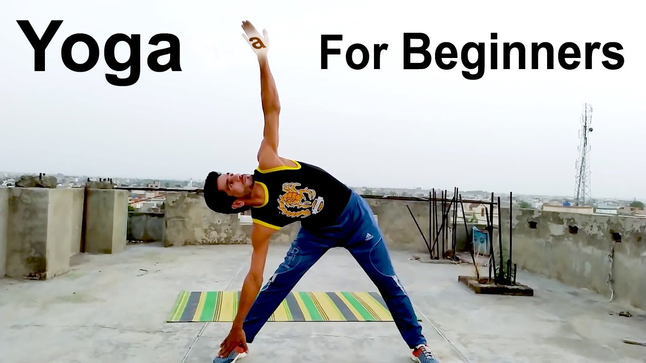 yoga for beginners | yoga poses for beginners | mrp fitness club