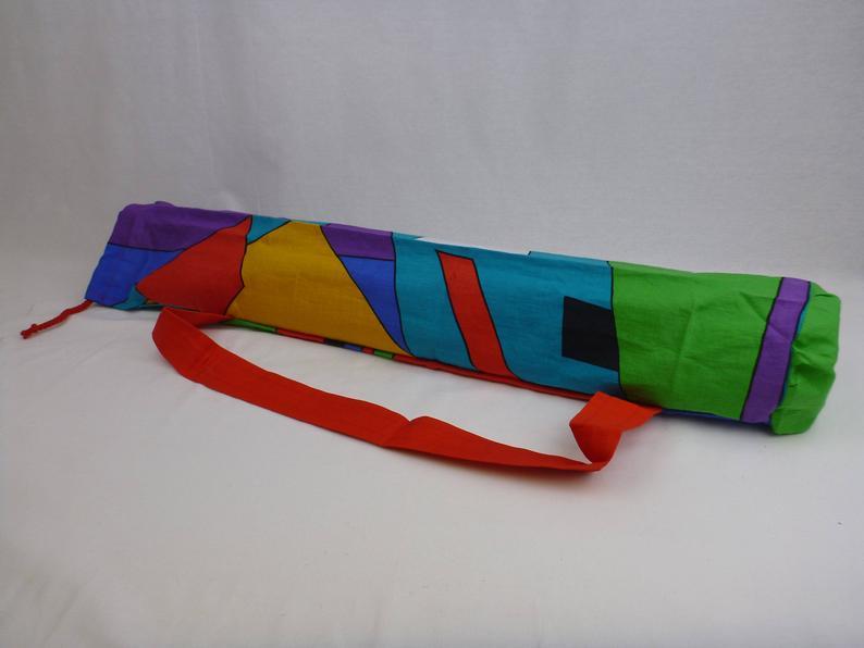 Yoga Mat Bag Sporty Stylish Handmade Comfortable