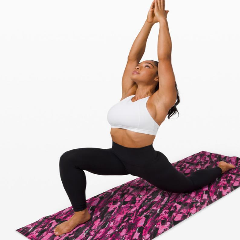 Yoga Mat Male and Female Dancers Land Mat Fitness Non-Sid Yoga Mat Printing