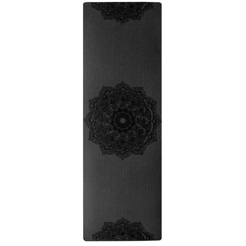 Yoga Mats For Fitness Pilates Gym Exercise Sport home exercising
