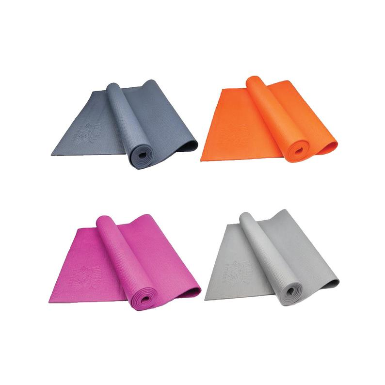 Phoenix Fitness Yoga Mat – Exercise Mat for Pilates – Travel Non-Slip Multi Purpose Fitness Mat – Core Workout for Home, Gym, Yoga Studio