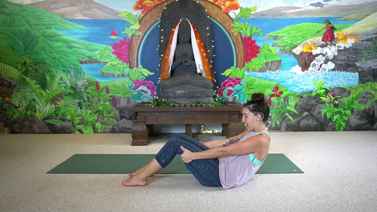 Yoga class for Soothing Strength
